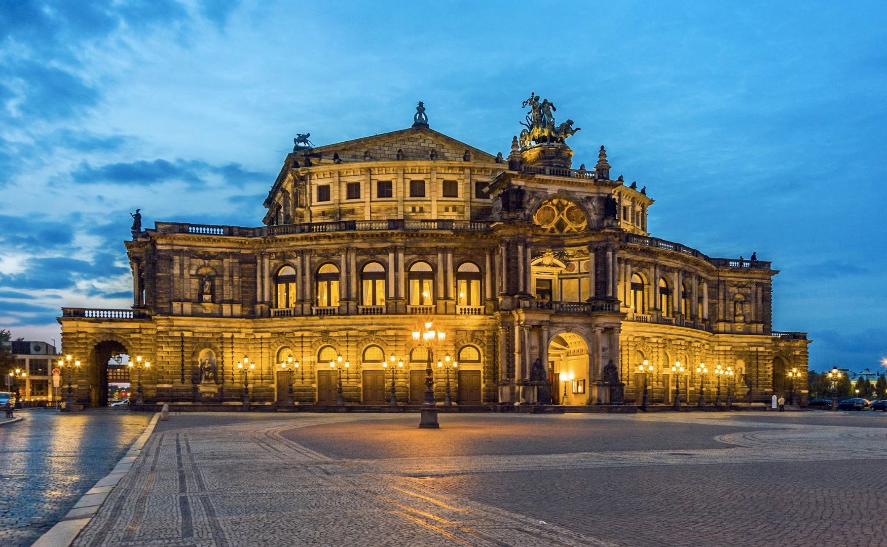 Opéra, Dresde - Allemagne ©Thinkstock