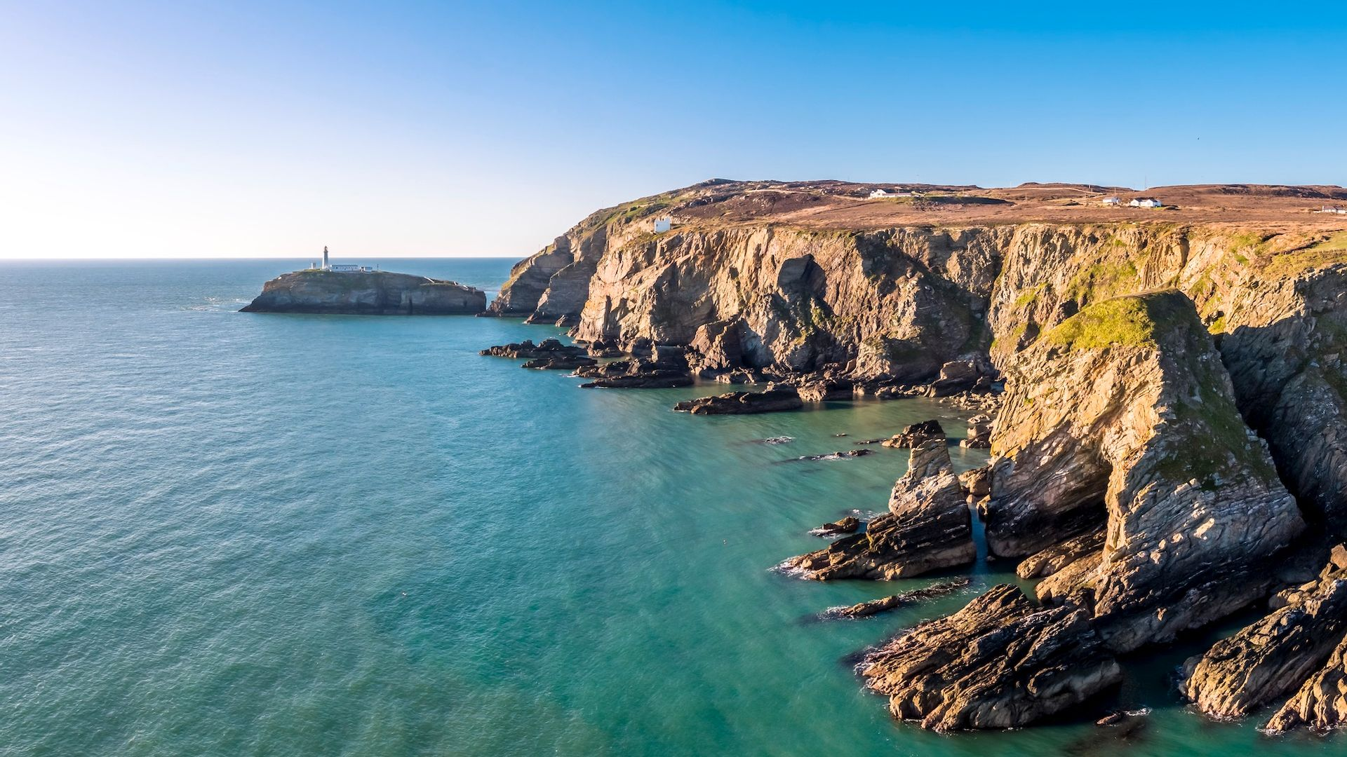 Île Anglesey - Pays de Galles