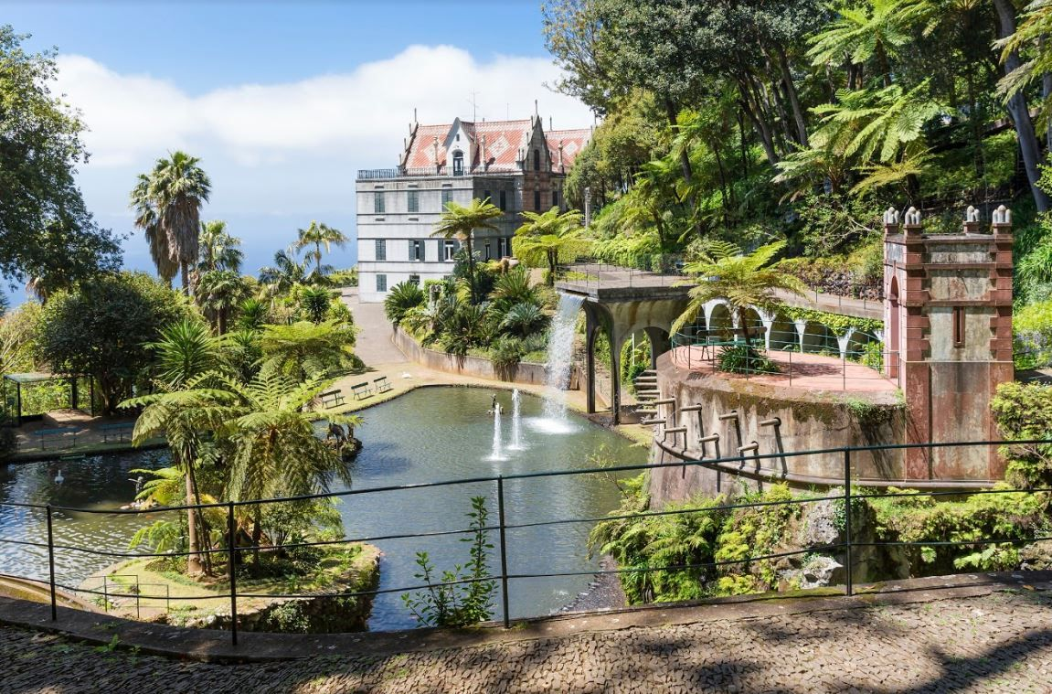 Jardin tropical Monte Palace - Portugal ©iStock