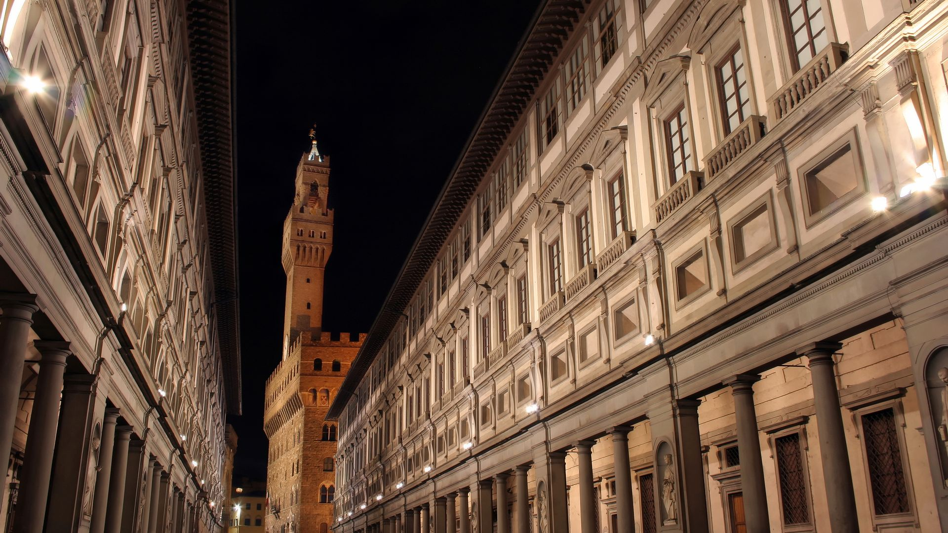 Musée des Offices, Florence - Italie ©iStock