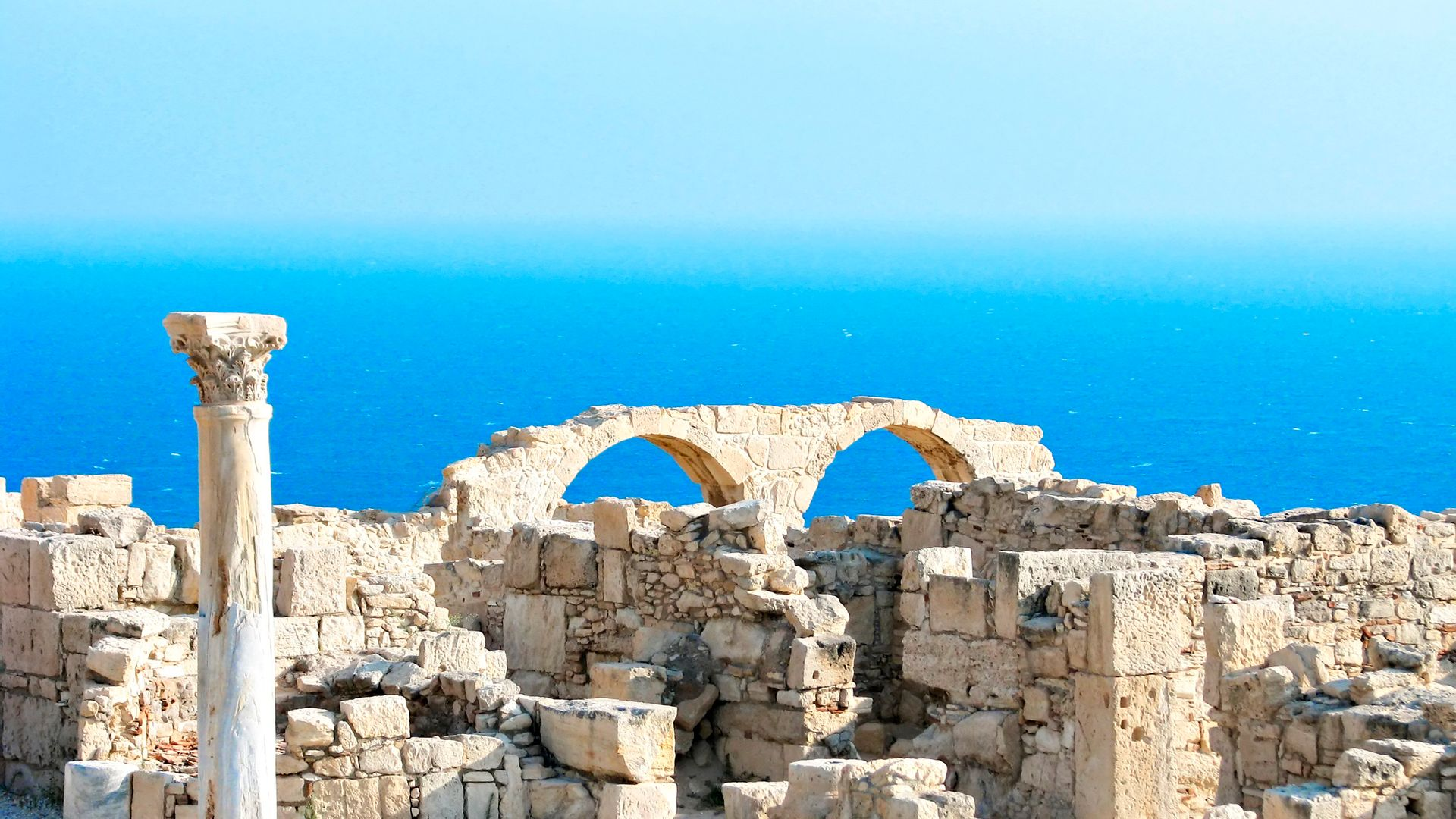 Pafos - Chypre ©iStock