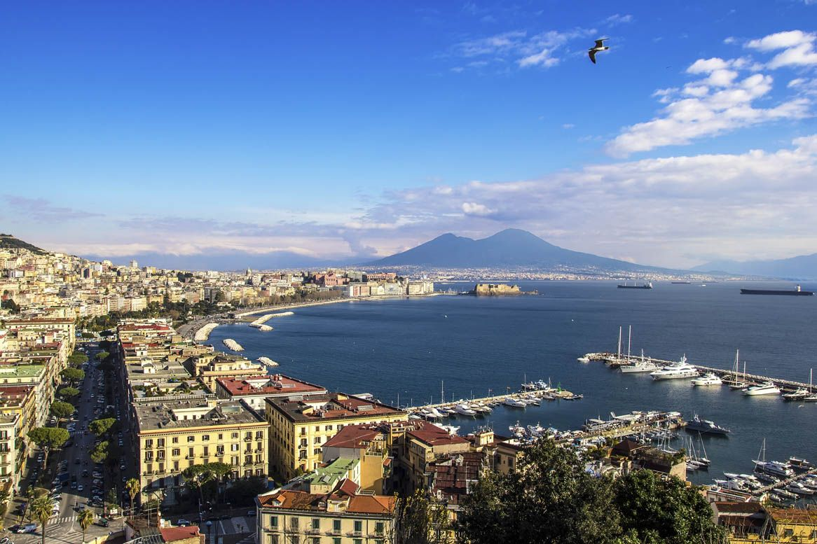 Naples - Italie ©Thinkstock