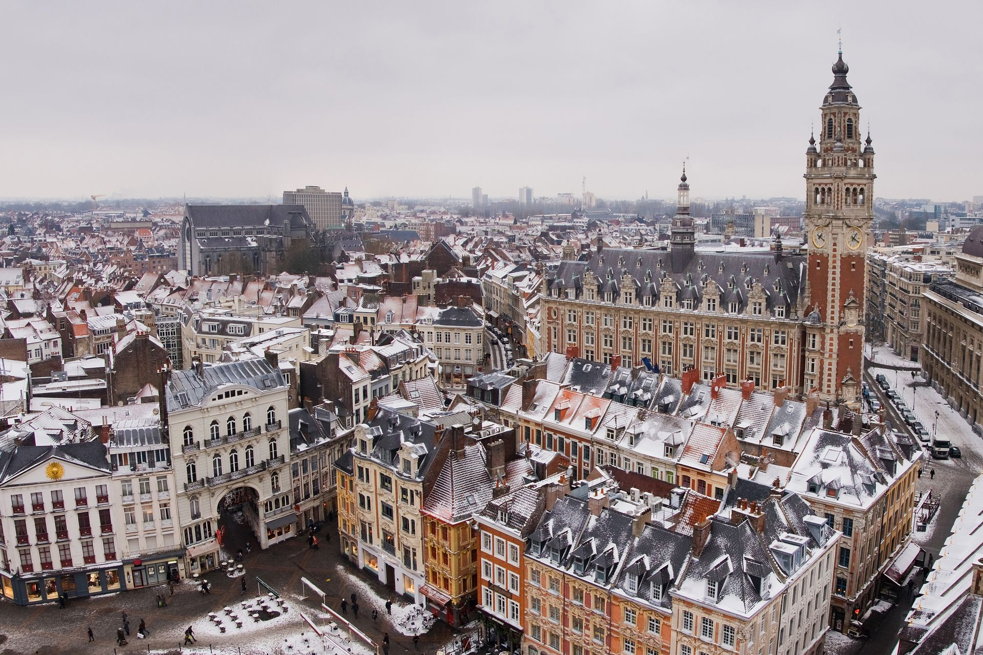Lille - France ©iStock