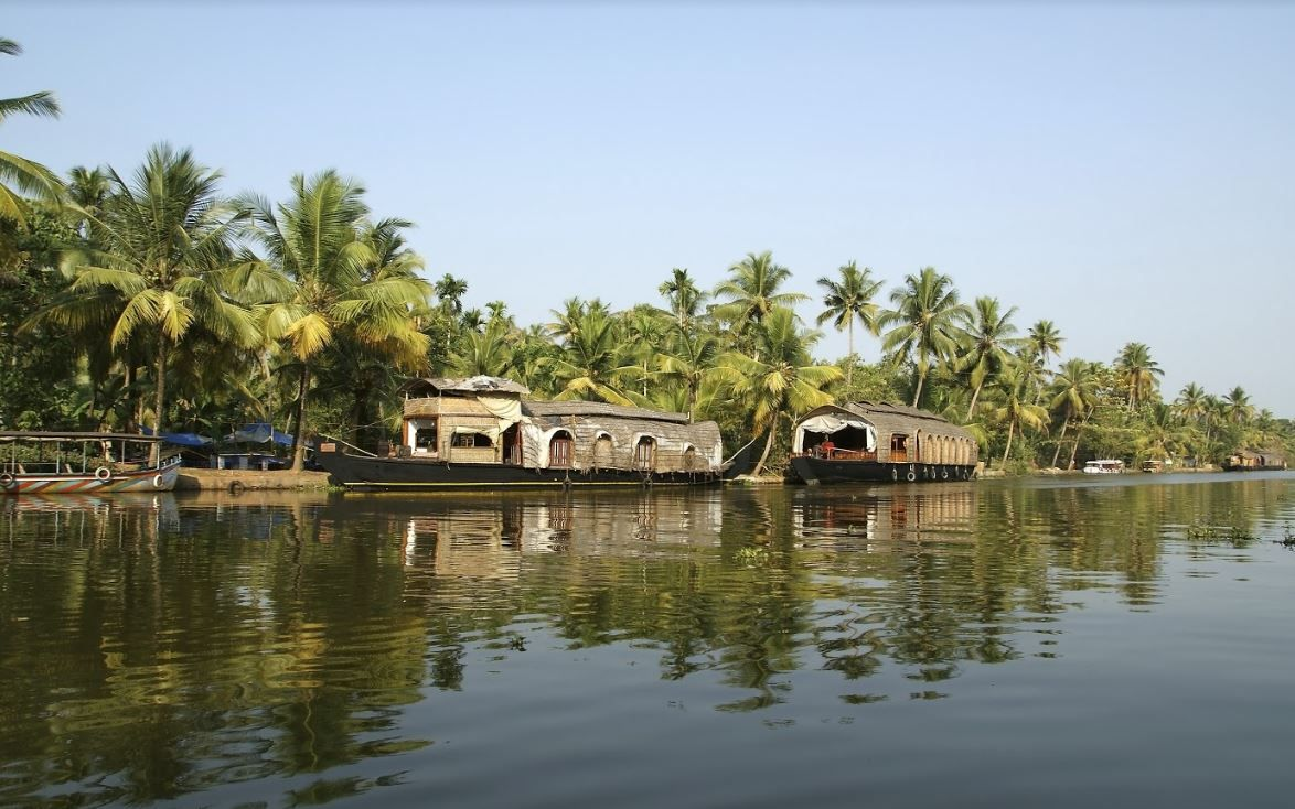 House-boat dans les backwaters - Inde ©Thinkstock