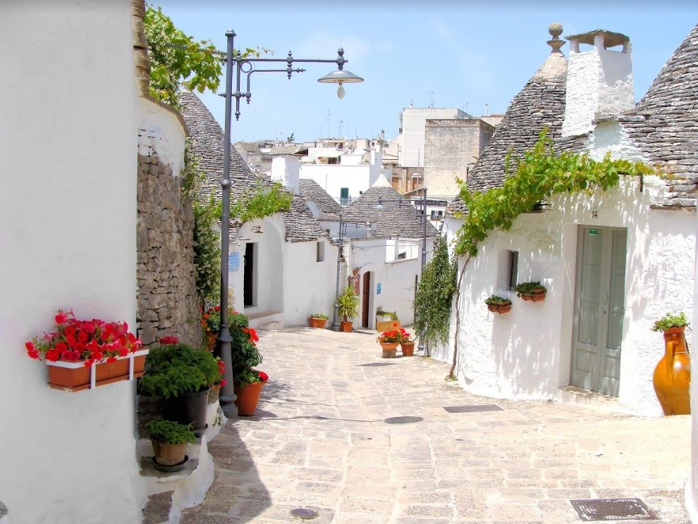 Alberobello - Italie ©thinkstockphotos