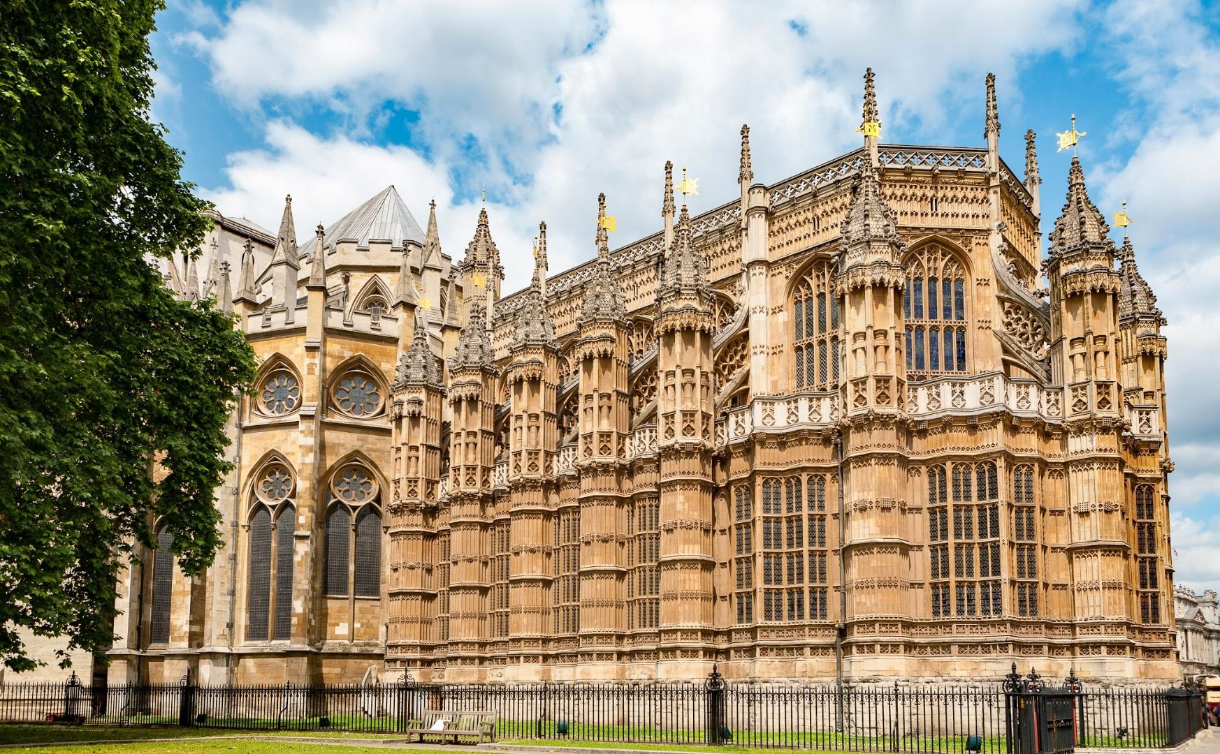Westminster Abbey, Londres - Angleterre