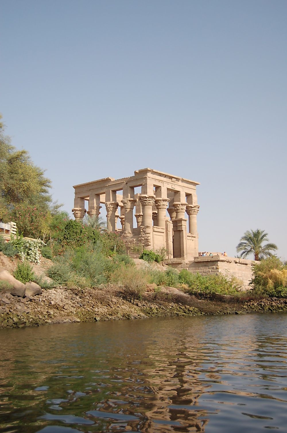 Kiosque de Trajan à Philae, Assouan - Egypte ©Thinkstock