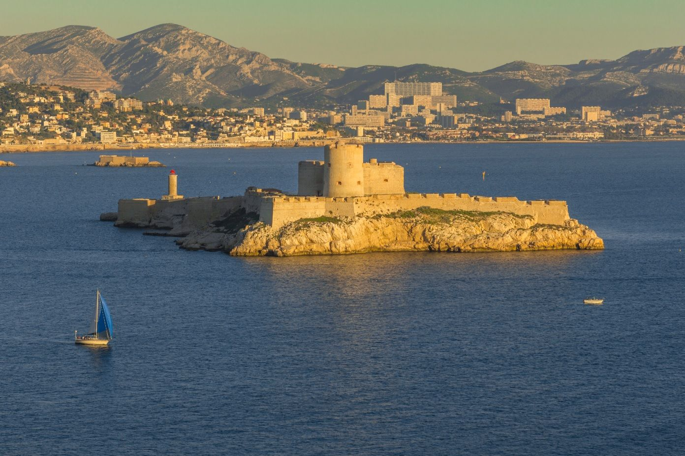 Chateau d'If, Marseille - France