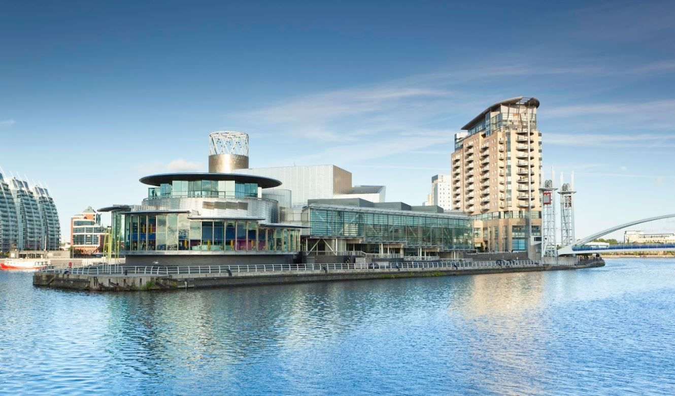 The Lowry, Manchester - Angleterre