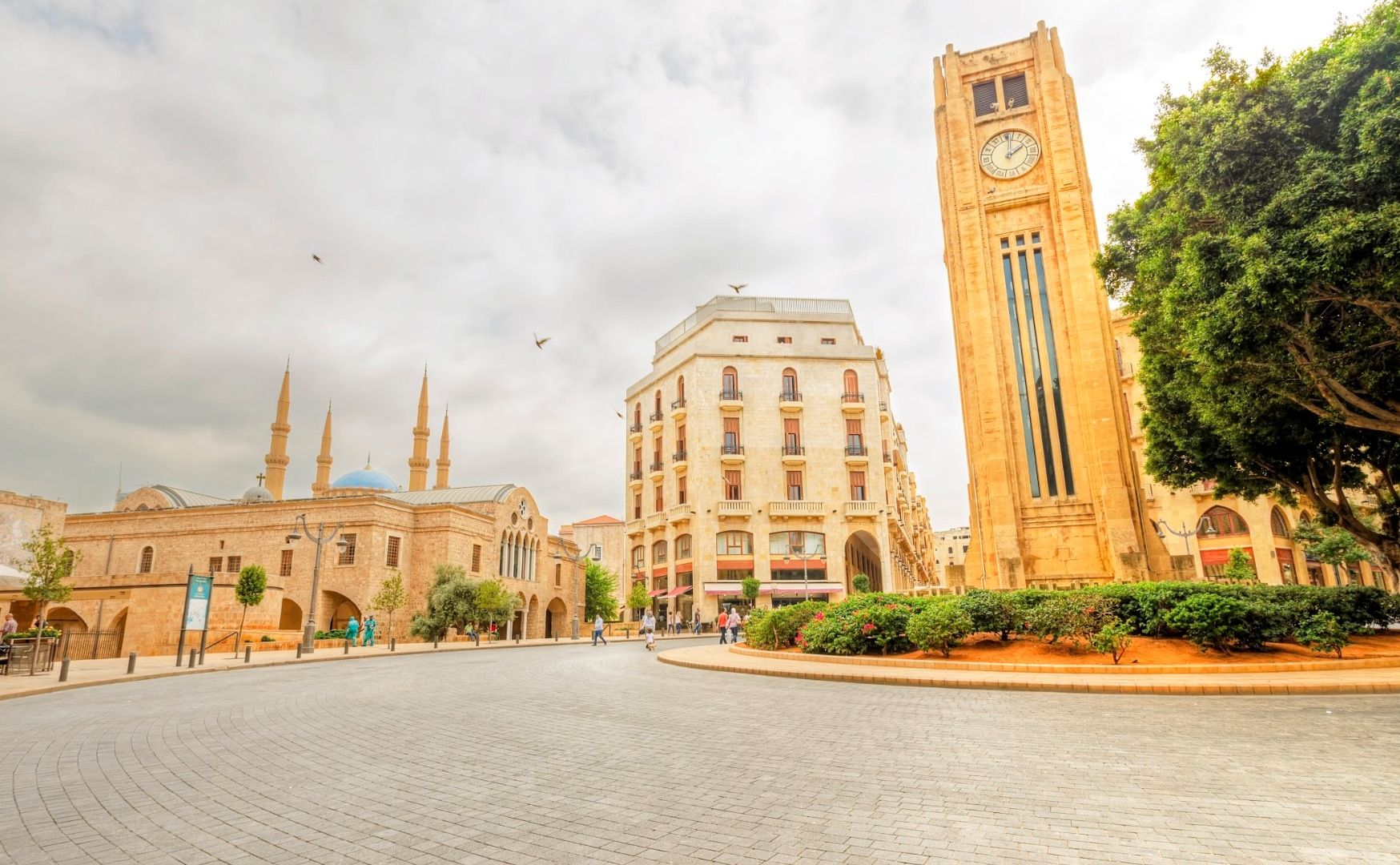 Centre ville, Beyrouth - Liban