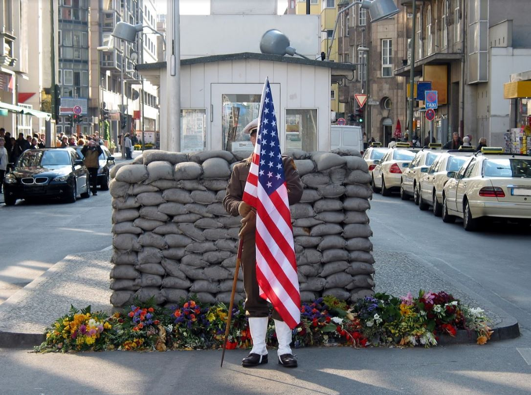 Checkpoint Charlie, Berlin - Allemagne