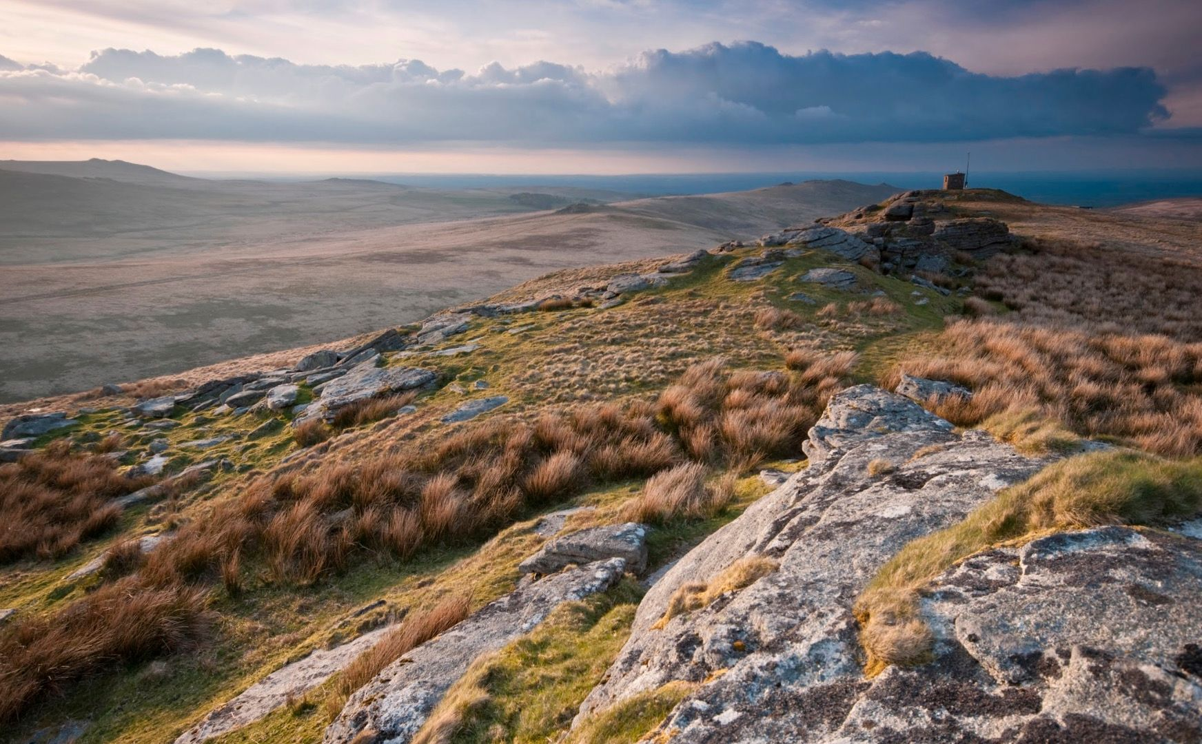 Parc national Dartmoore - Angleterre
