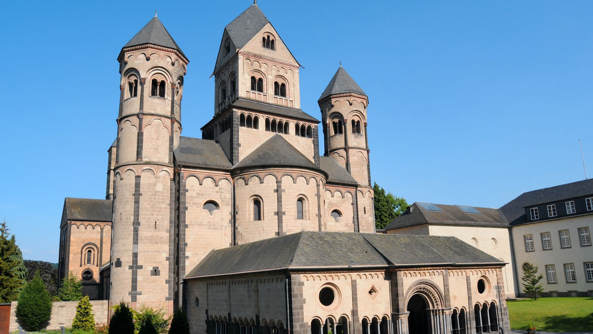 Abbaye Maria Laach - Allemagne