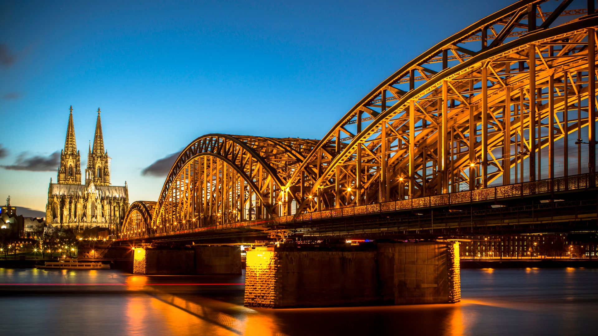Cologne - Allemagne ©Thinkstock