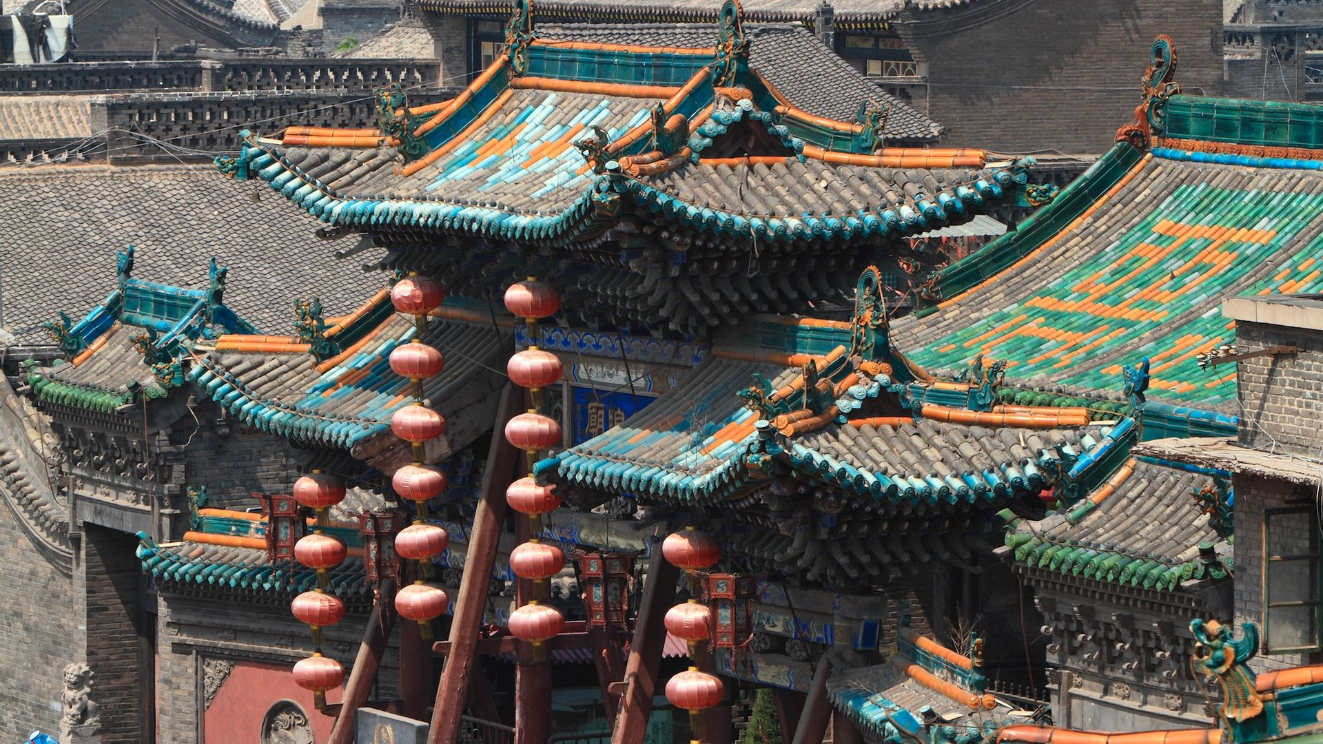 Vieille ville, Pingyao - Chine