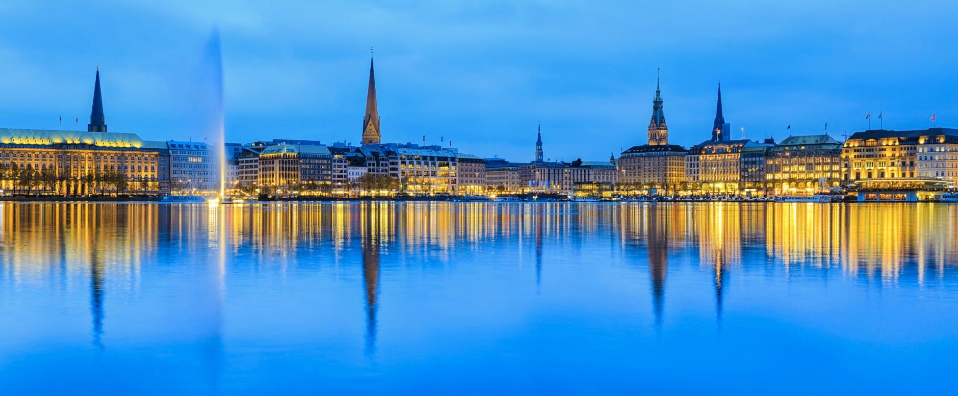 Hambourg - Allemagne ©Thinkstock