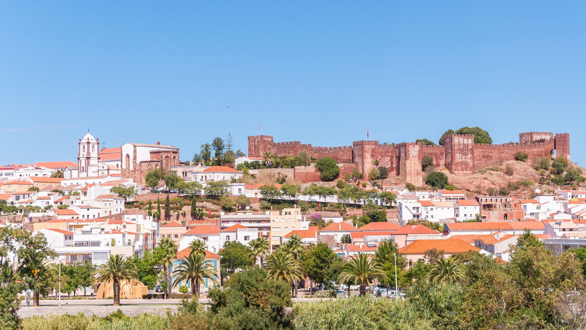 Silves - Portugal ©iStock
