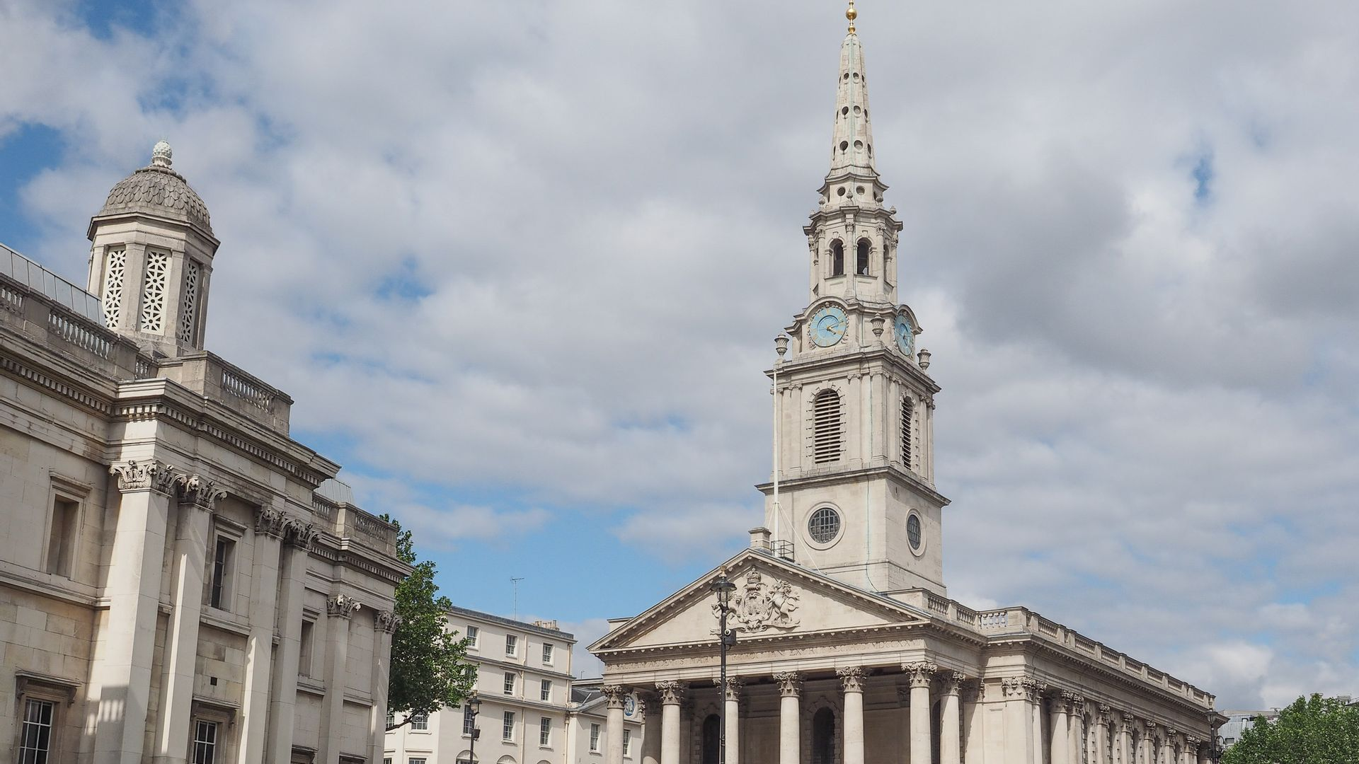 L'église St Martin-in-the-Fields, Londres - Angleterre ©iStock
