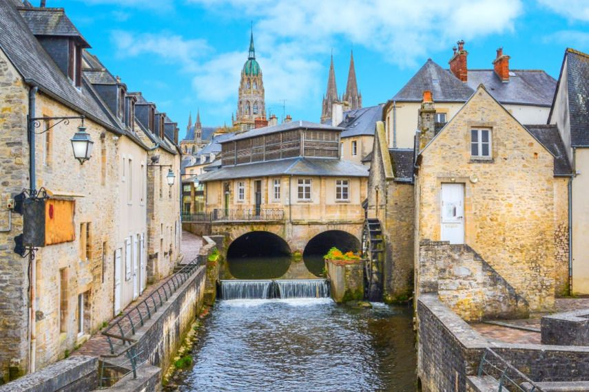 Bayeux, Normandie - France
