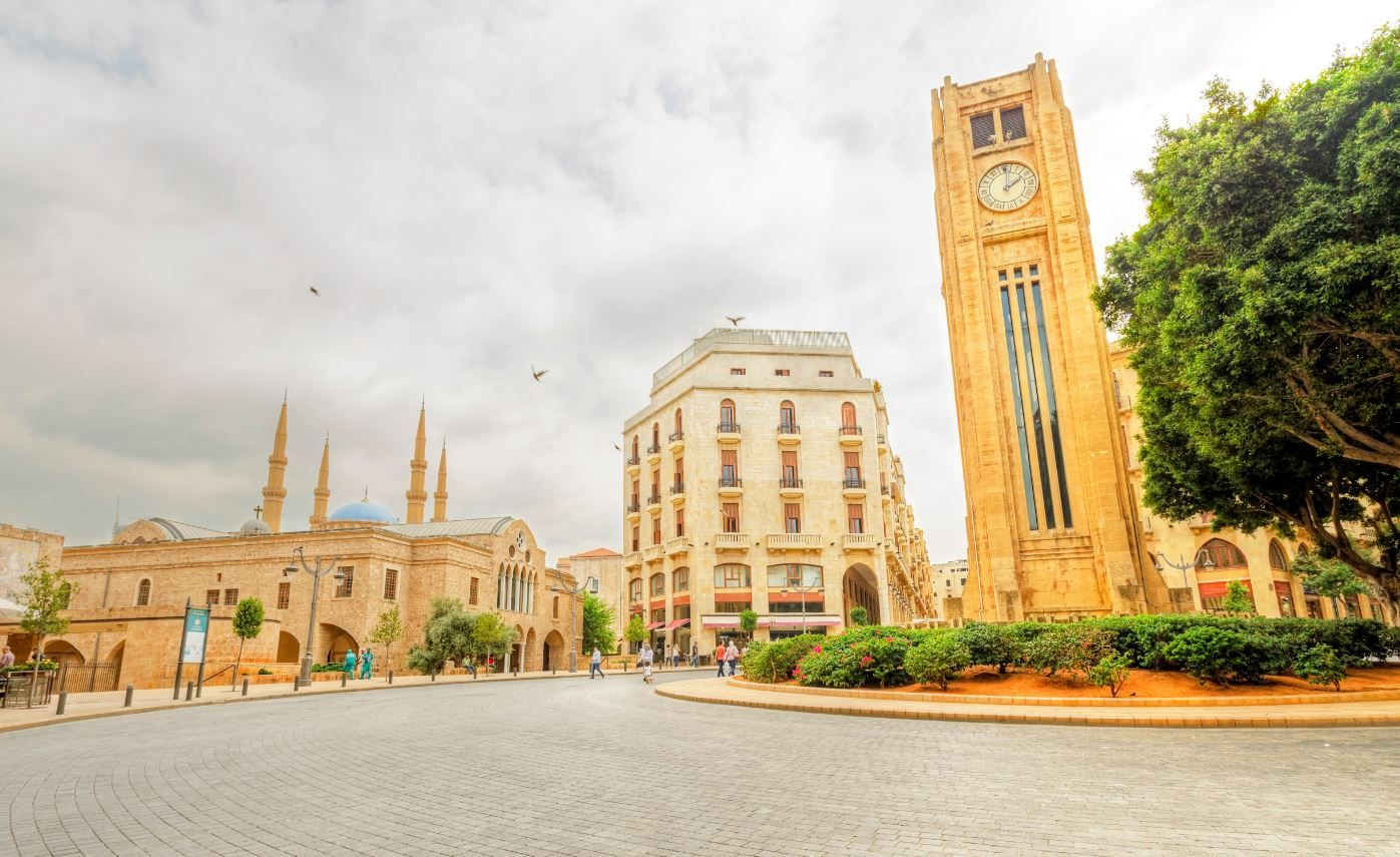 Centre-ville, Beyrouth - Liban