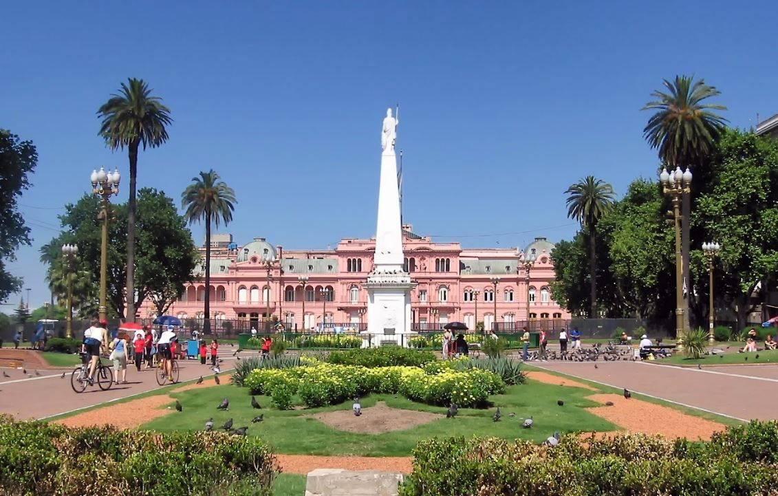 Plaza Mayo Buenos Aires - Argentine
