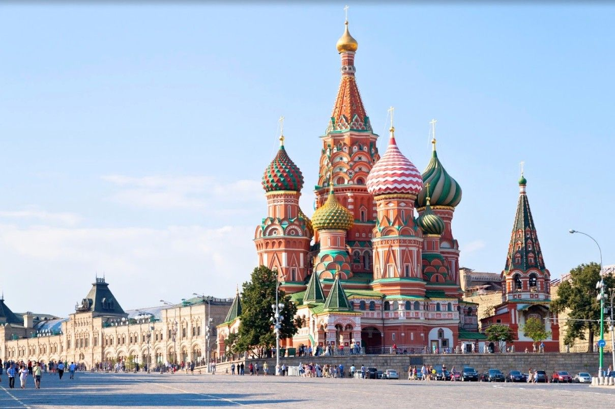 Moscou - Russie © iStock
