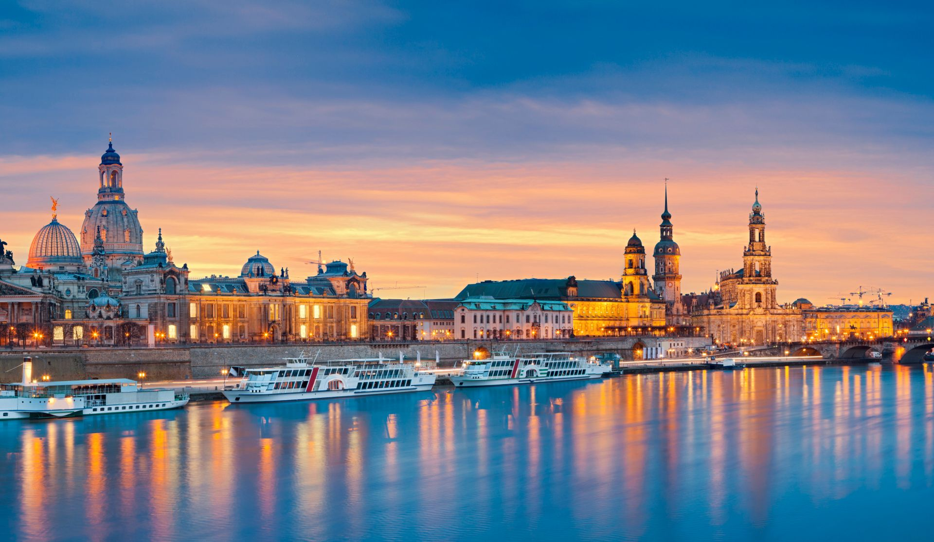 Dresde - Allemagne ©iStock