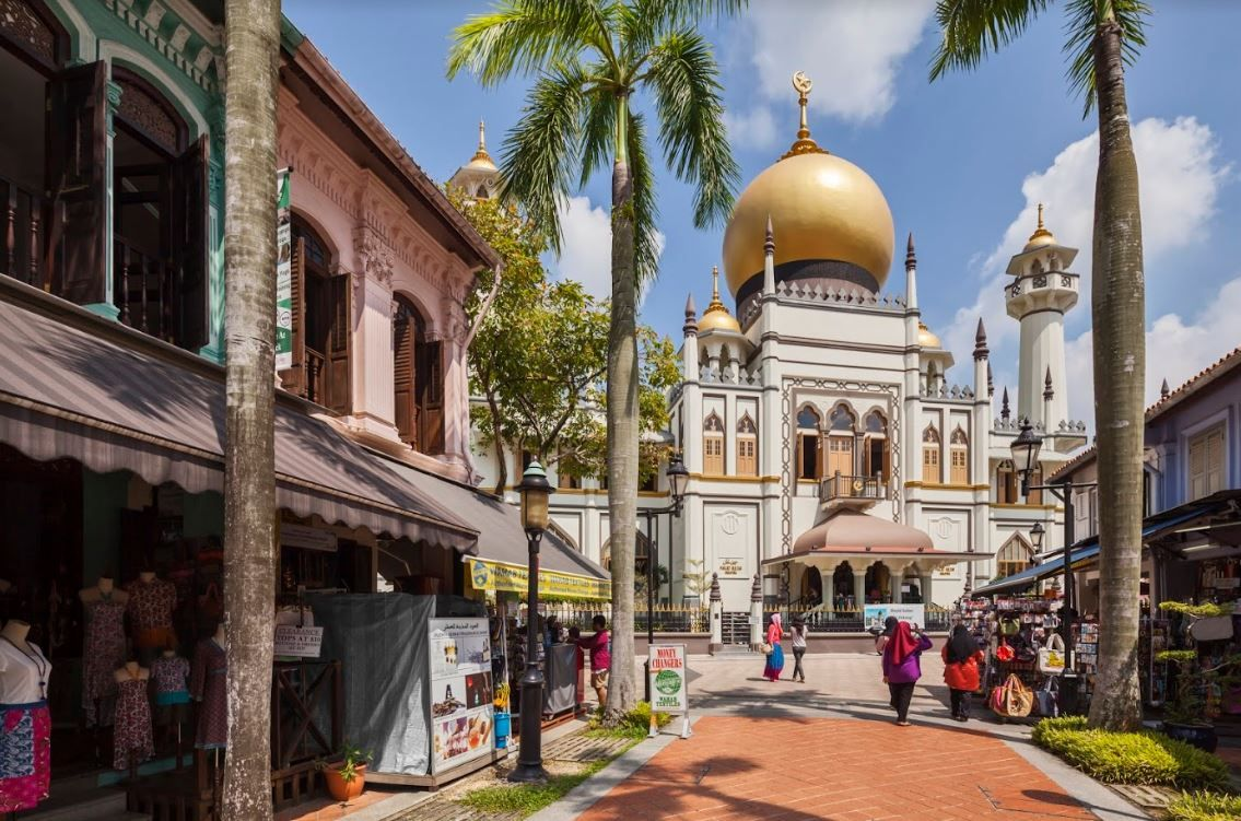 Kampong Glam, Singapour