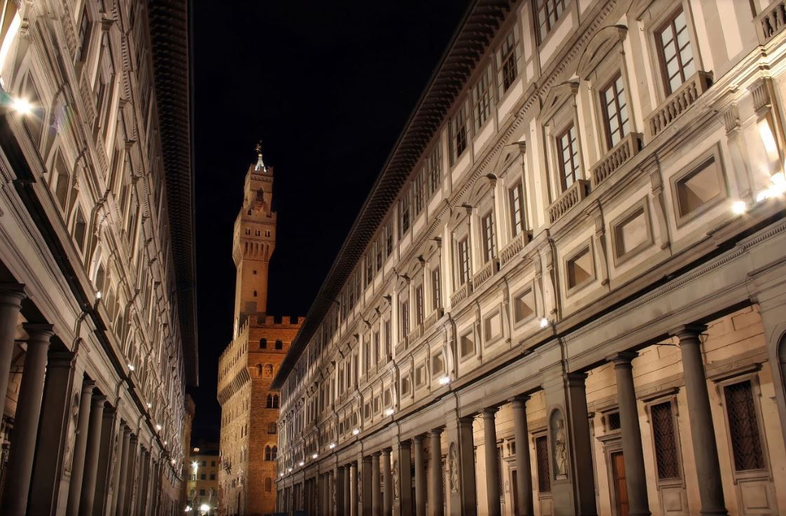 Galerie des Offices, Florence - Italie ©iStock