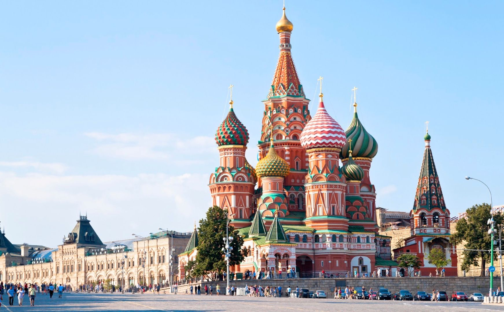 Place Rouge, Moscou - Russie ©Istock