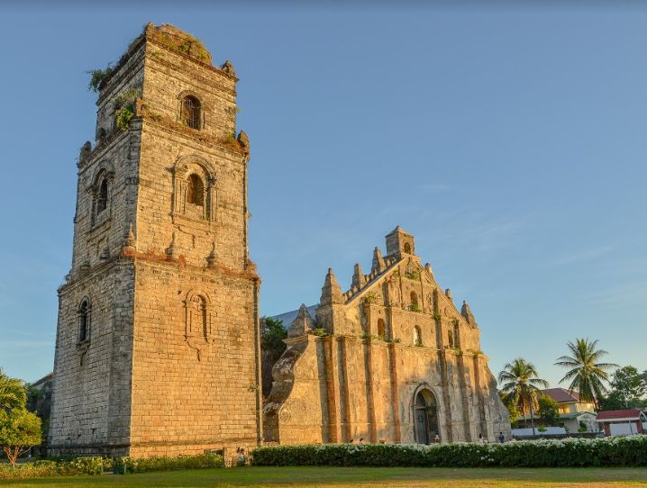 Eglise baroque Paoay - Philippines