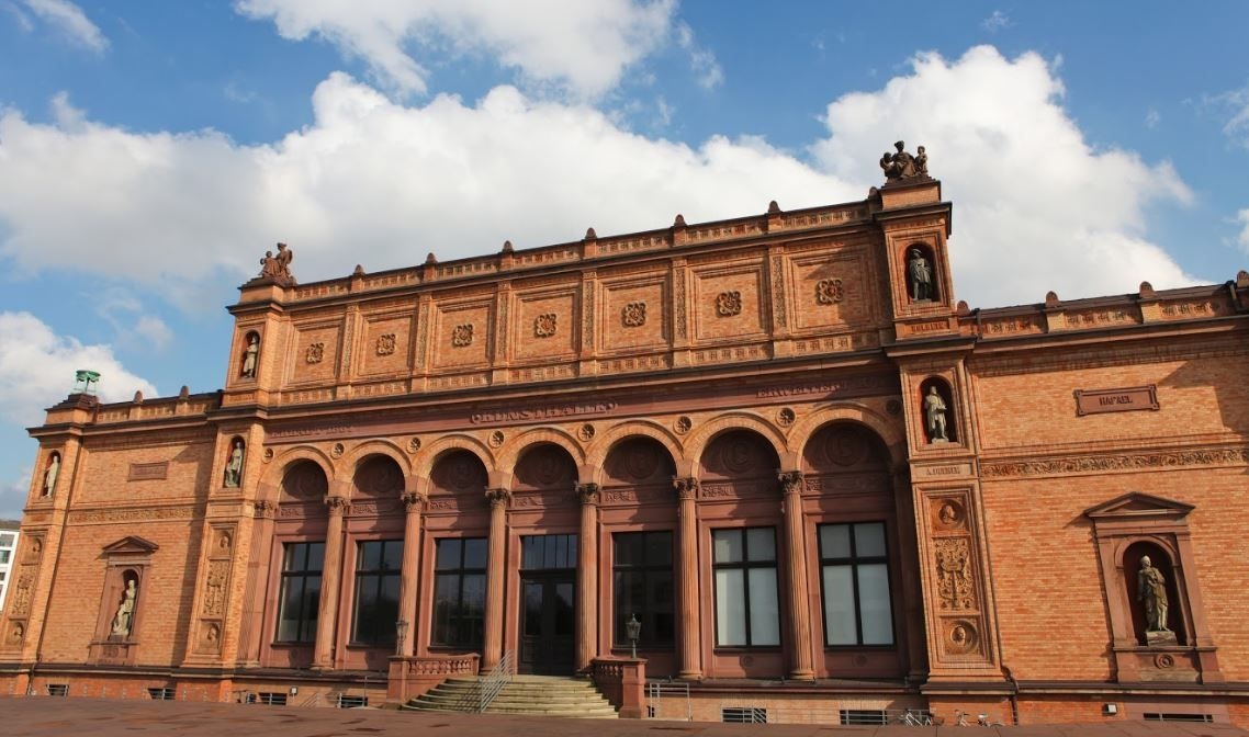 Kunsthalle, Hambourg - Allemagne ©iStock