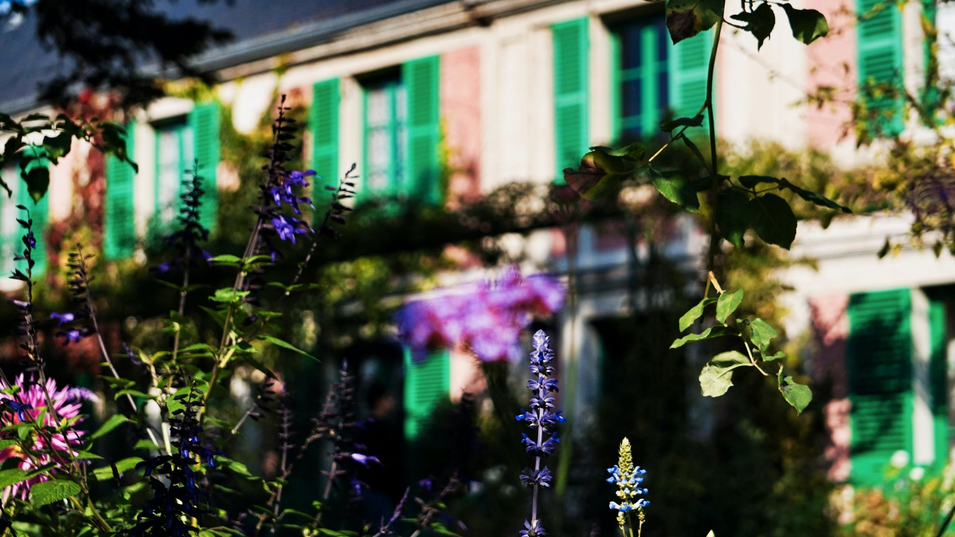 Fondation Claude Monet, Giverny, Normandie - France