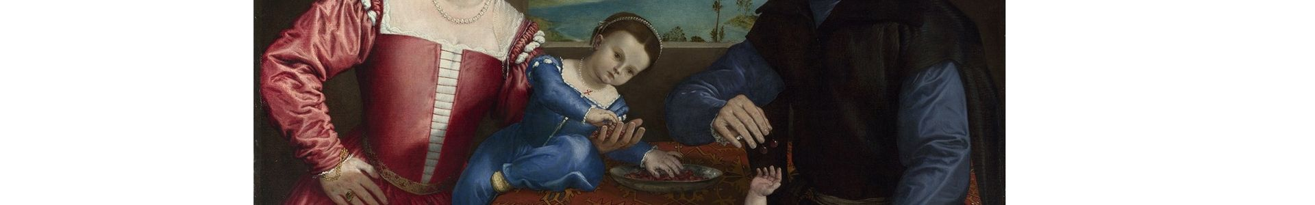 lorenzo lotto, portrait of giovanni della volta with his wife and children, completed 1547 (c) the national gallery, london.jpg